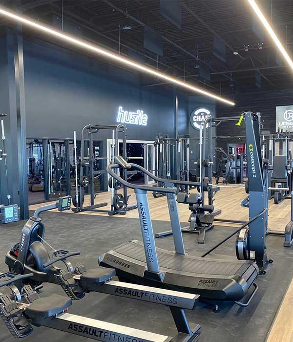Hustle-Gym-Construction-Project