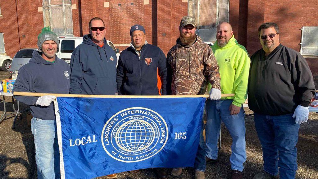 Union Members Local 165
