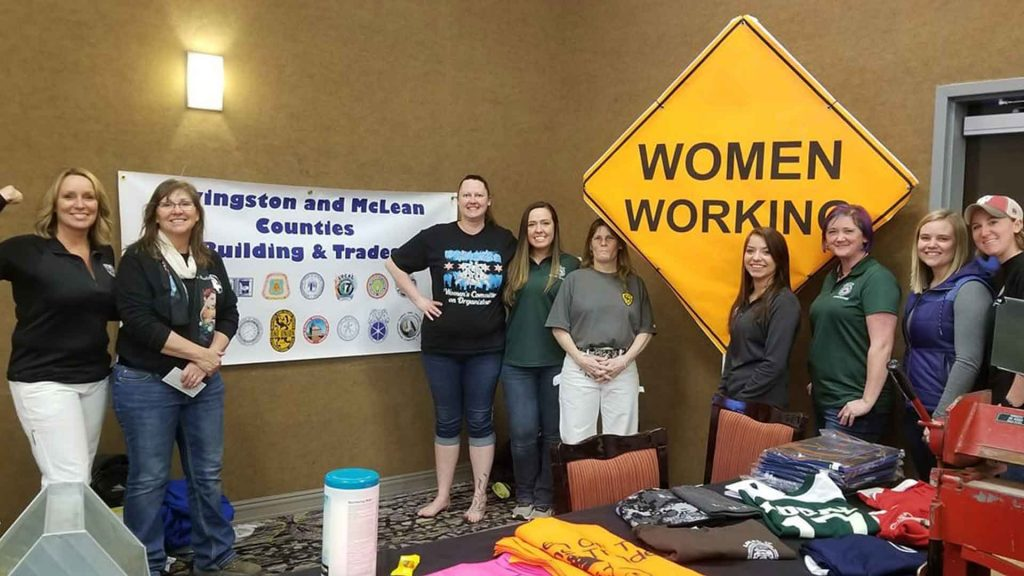 Union Members Women Working Group