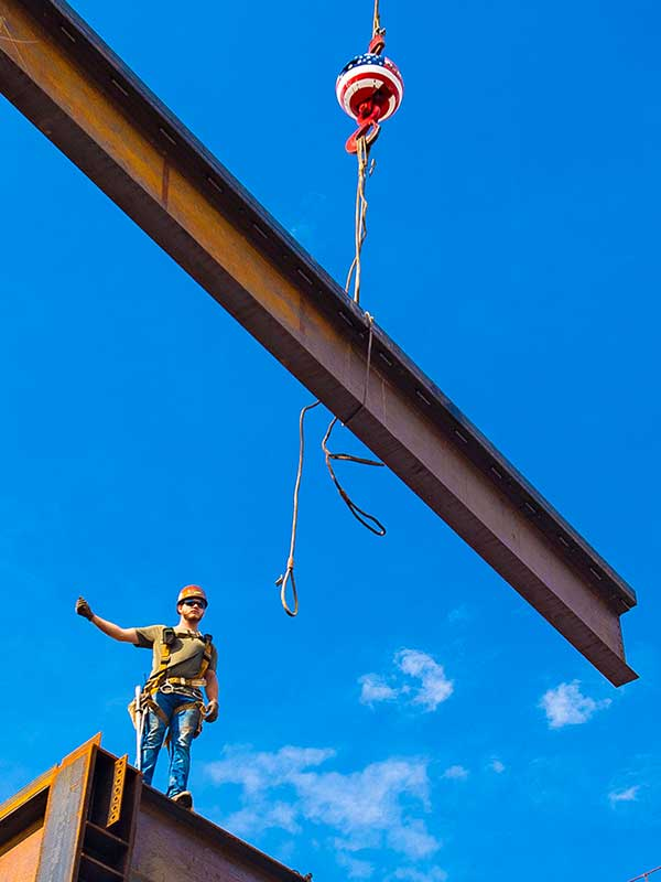 Union Job with Crane - West Central Building and Construction Trades Council