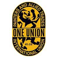 Painters Glaziers Union Logo