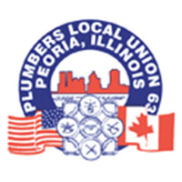 Plumbers Union Logo