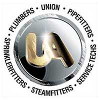 Steamfitters Union Logo