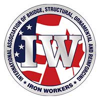 Iron Workers Union Logo