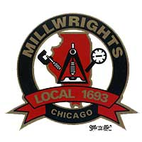 Millwrights Union Logo