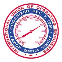 Operating Engineers Union Logo